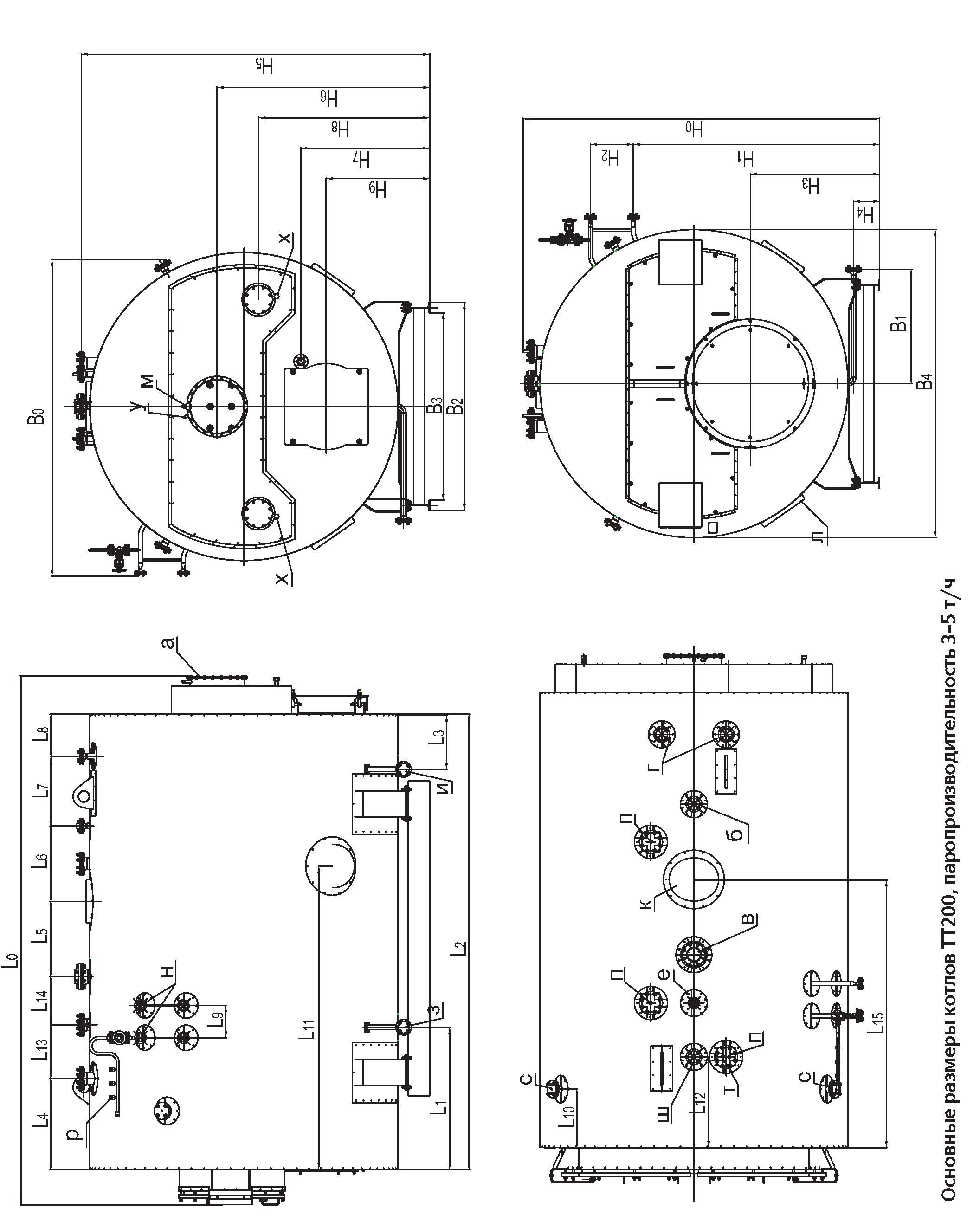 Инструкция по эксплуатации котла тт200